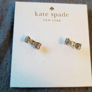 Kate spade sparkly bows